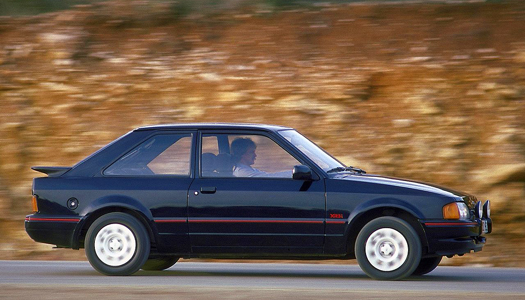 Ford Escort XR3:picture # 15 , Reviews, News, Specs, Buy Car