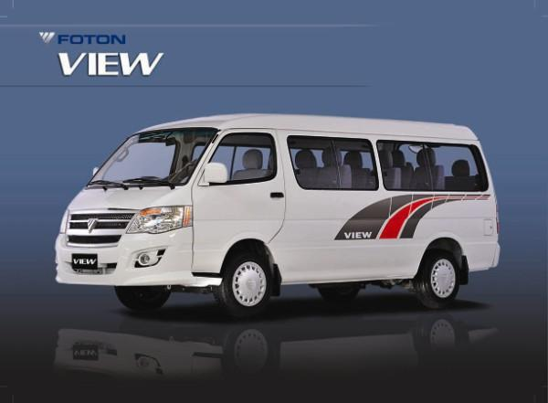 Foton View Van Picture 14 Reviews News Specs Buy Car