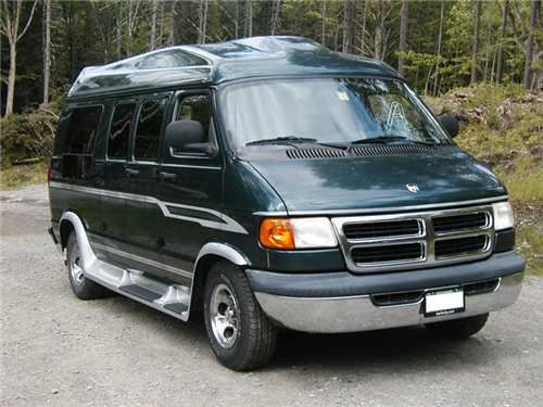 Dodge Ram Van 1500 Markiii Photos Reviews News Specs Buy Car