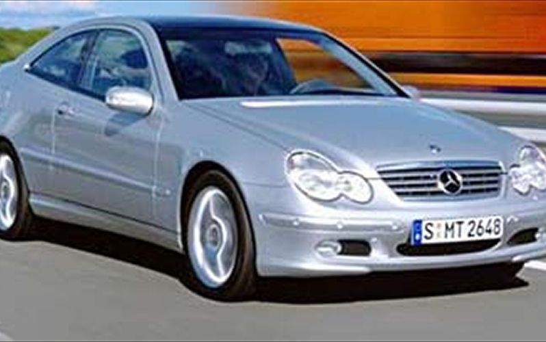 Mercedes benz c230 coupe picture 4 reviews news for Mercedes benz hatchback c230