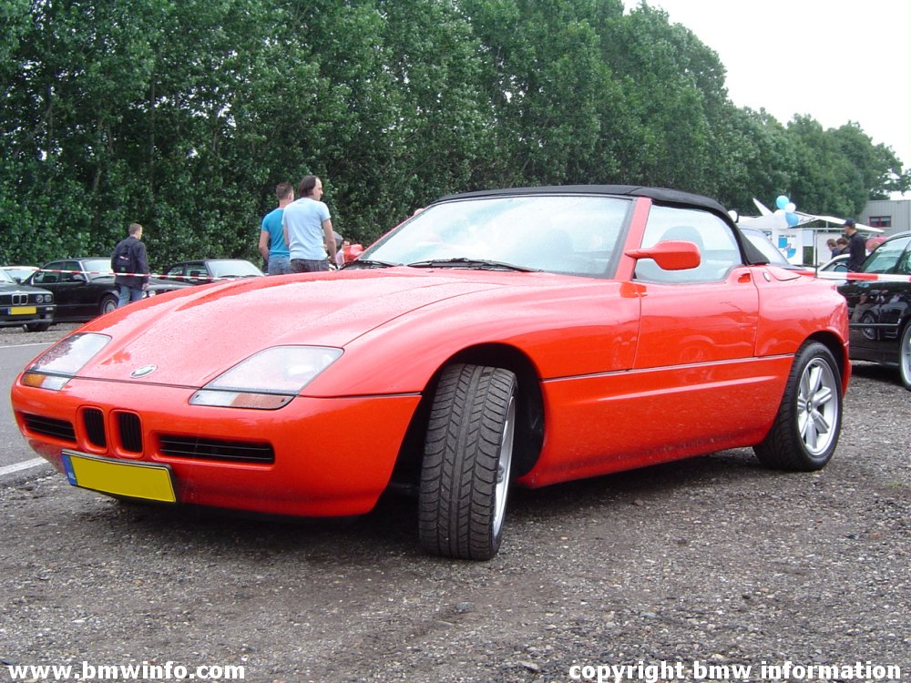 bmw z1 picture 31 reviews news specs buy car. Black Bedroom Furniture Sets. Home Design Ideas