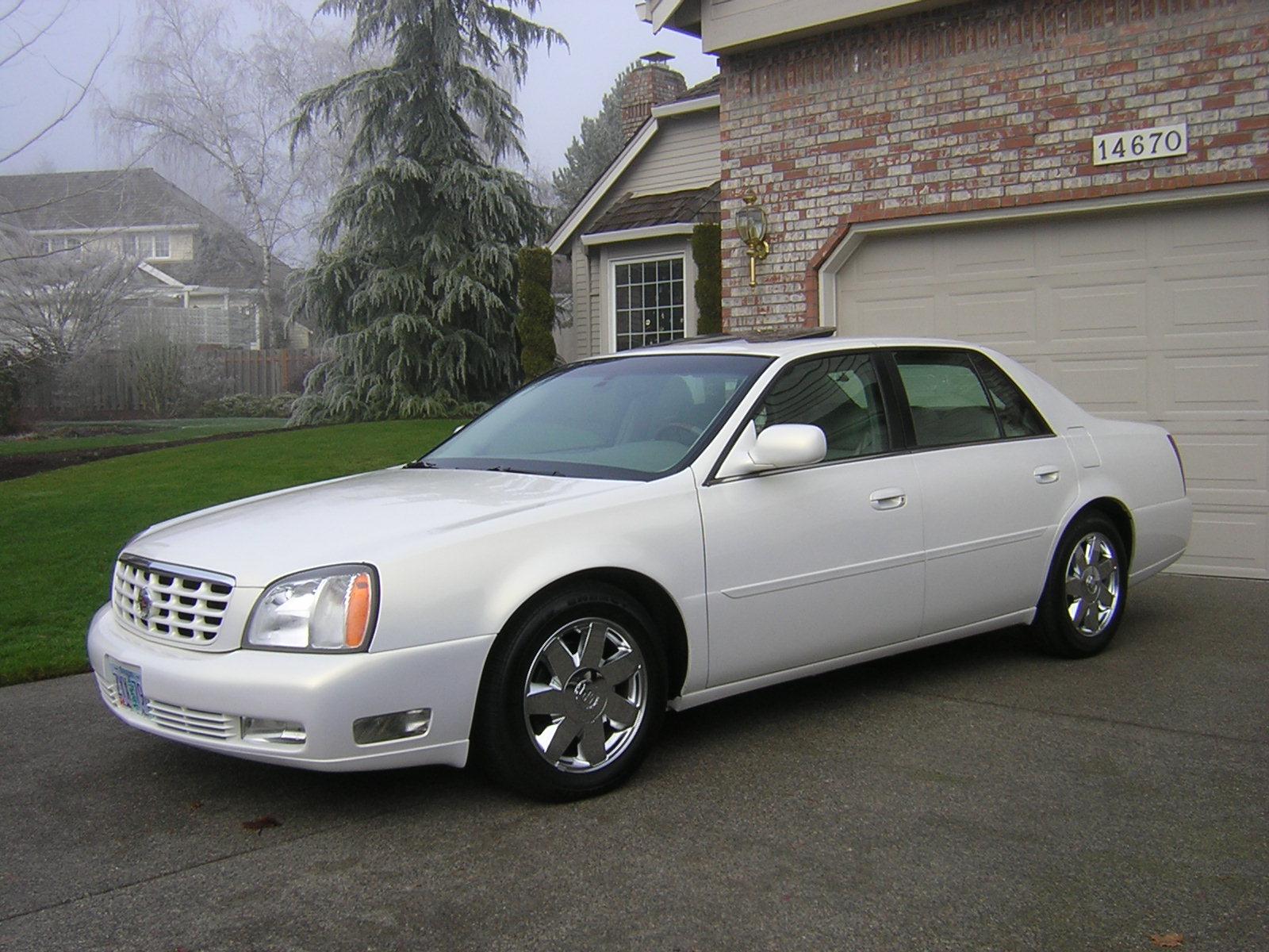 Cadillac Deville DTS:picture # 5 , reviews, news, specs, buy car