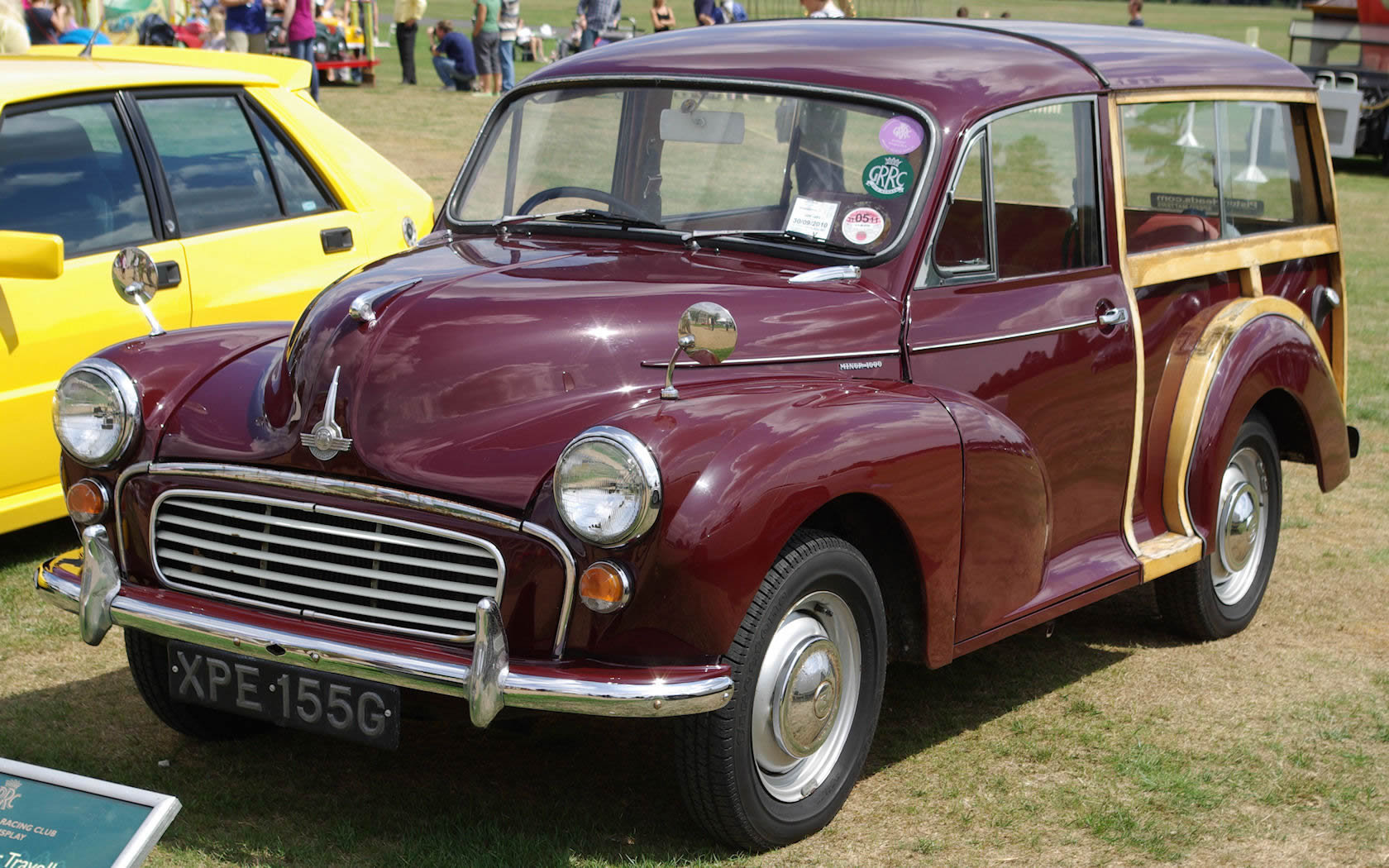 Morris Minor 1000 Traveller Picture 14 Reviews News