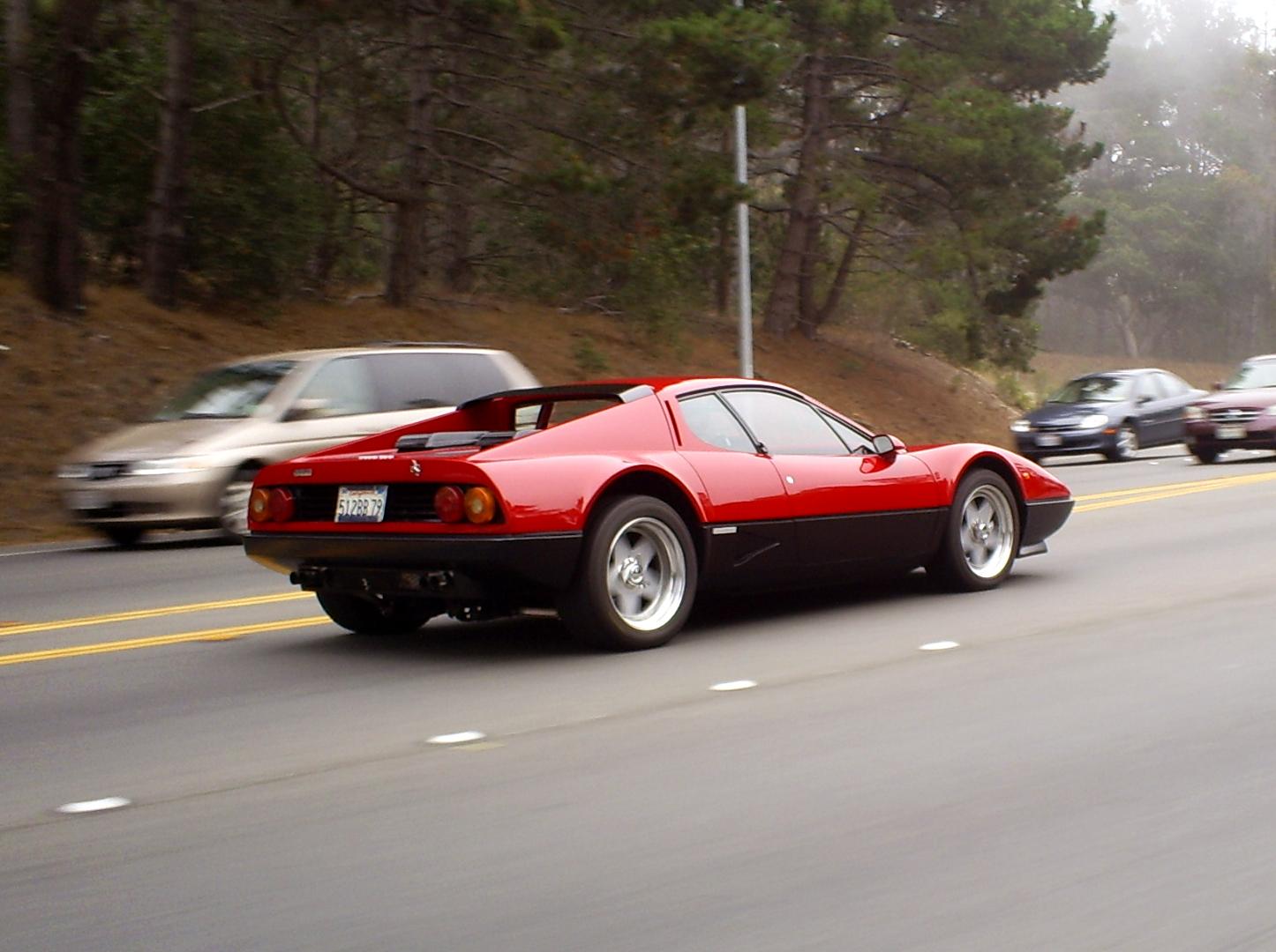 Ferrari 512bb Picture 14 Reviews News Specs Buy Car
