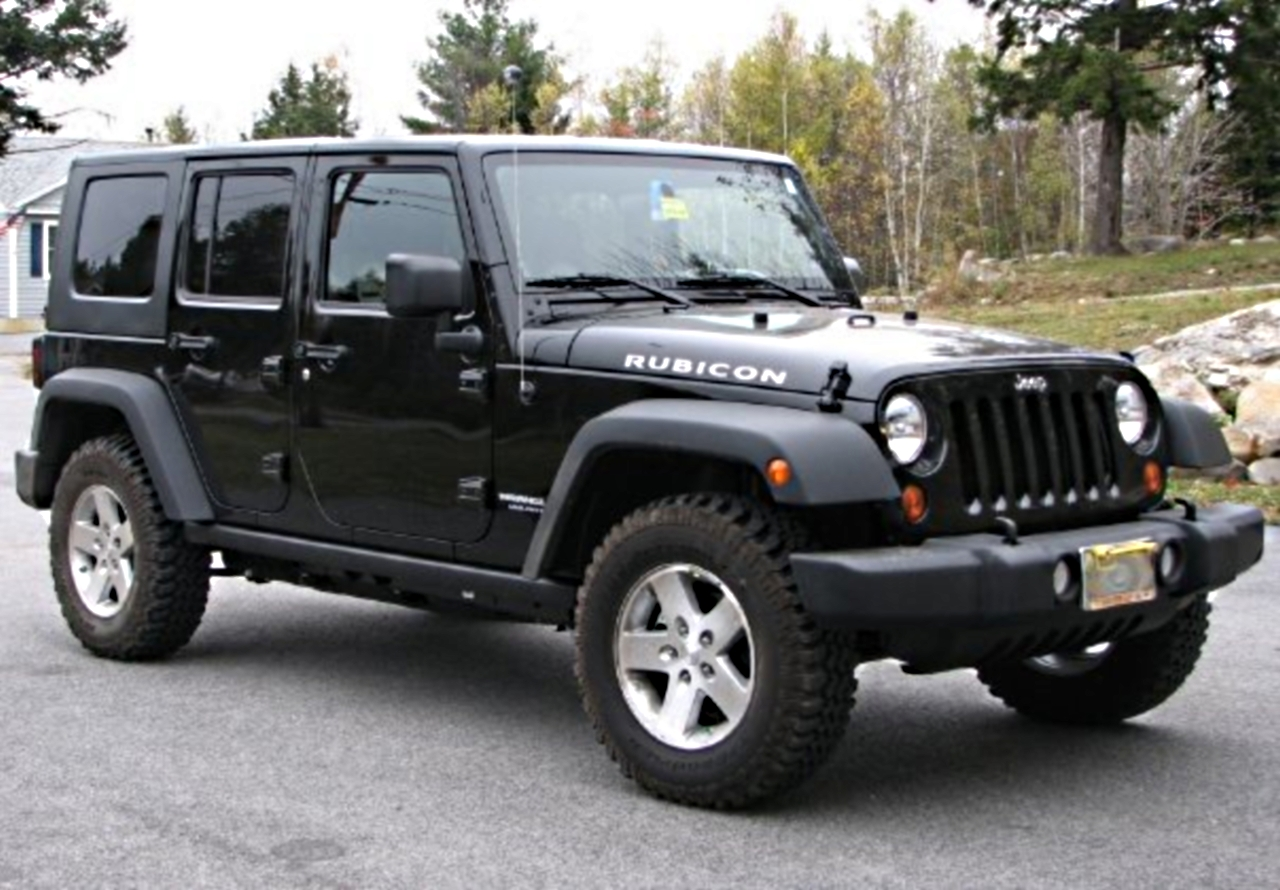 Jeep Wrangler Rubicon Sport Picture 14 Reviews News Specs Buy Car