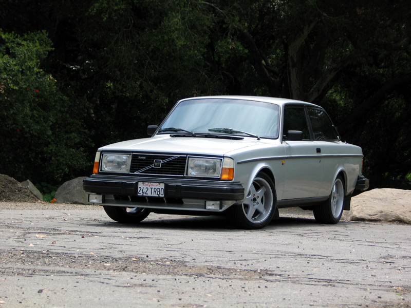 Volvo 240 Coupe Picture 8 Reviews News Specs Buy Car