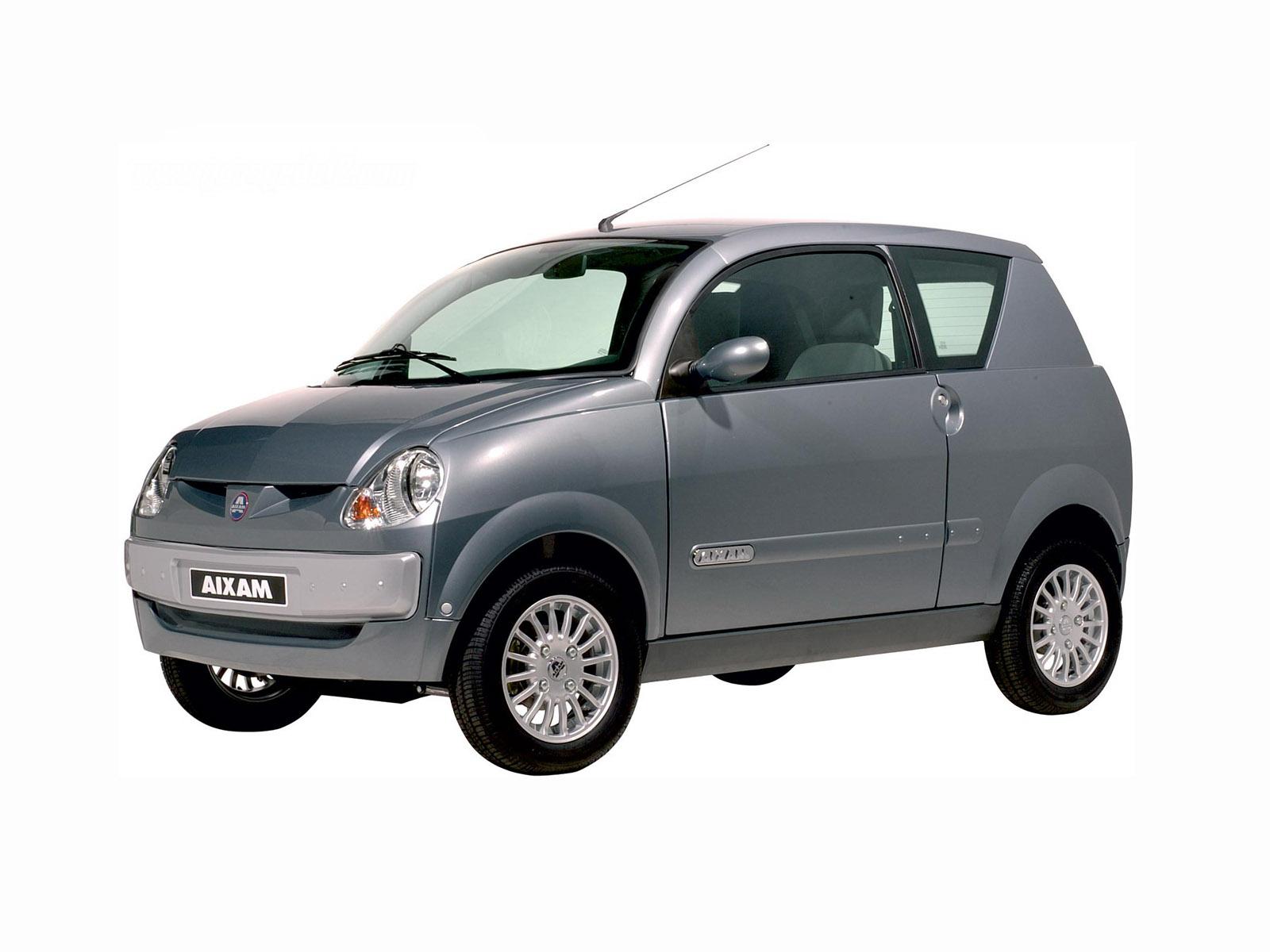 Aixam A E on Newest Acura Model