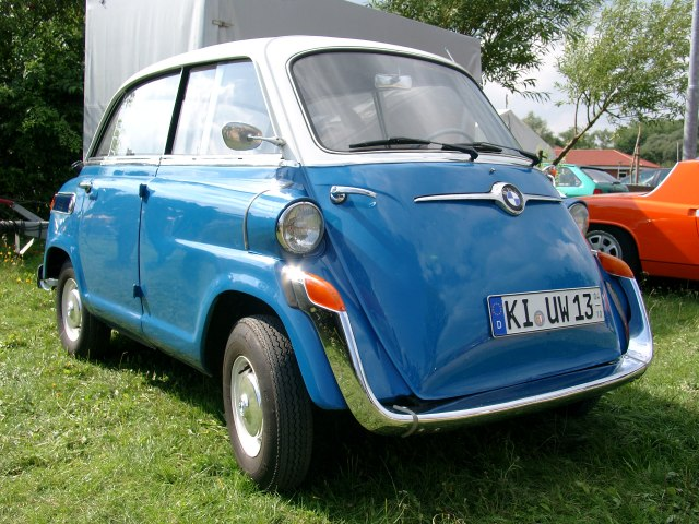 bmw isetta 600 picture 6 reviews news specs buy car. Black Bedroom Furniture Sets. Home Design Ideas