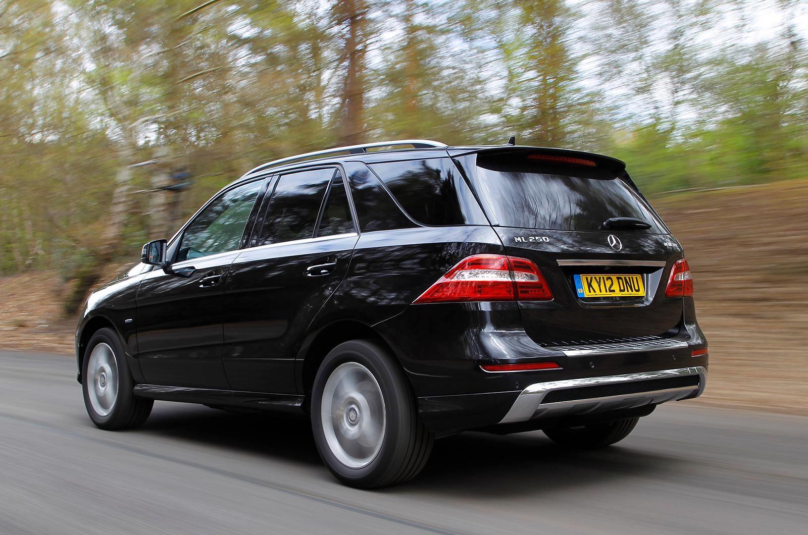 Mercedes benz m class picture 12 reviews news specs for M class mercedes benz