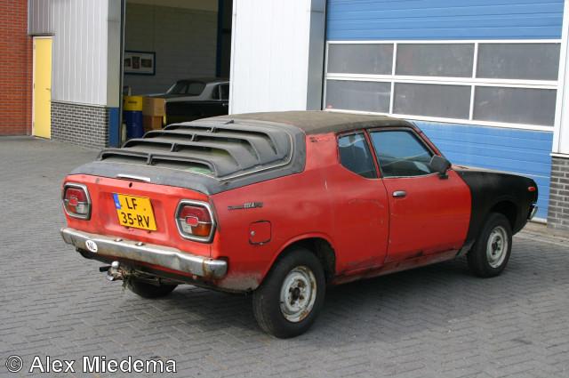 Datsun 120A:picture # 12 , reviews, news, specs, buy car