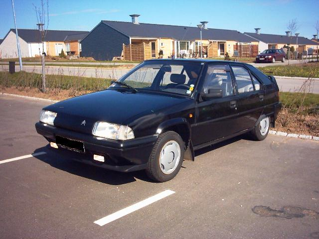 Citroen Bx19 Tri Wagon Picture   6   Reviews  News  Specs  Buy Car