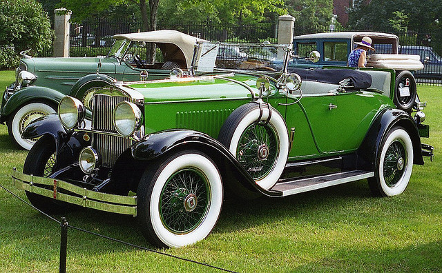 Hupmobile Roadster Picture 7 Reviews News Specs Buy Car