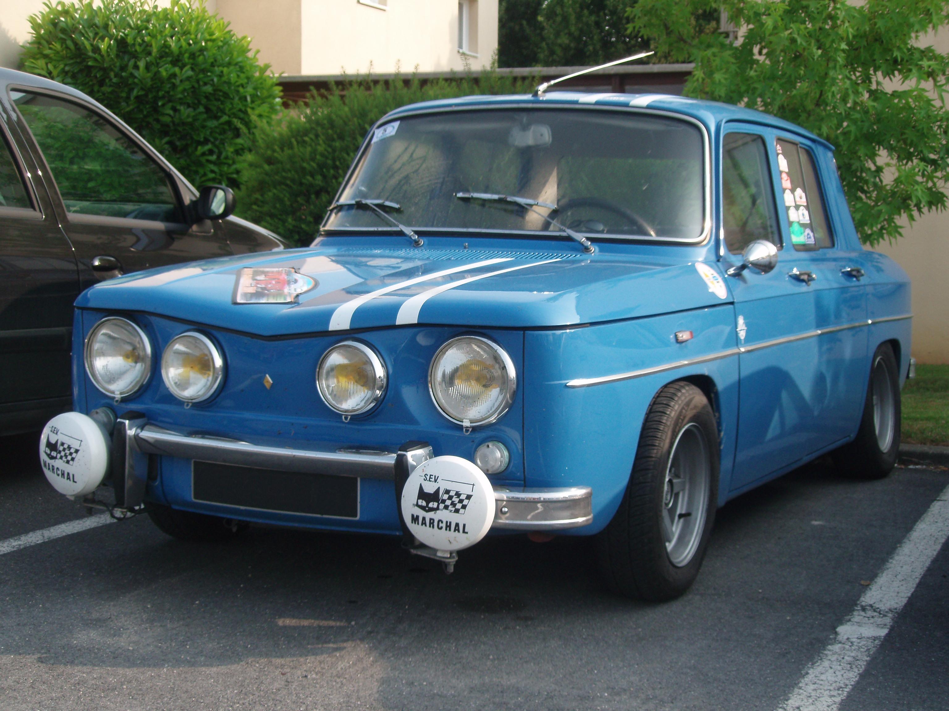 Renault R8 Gordini Picture 10 Reviews News Specs Buy Car