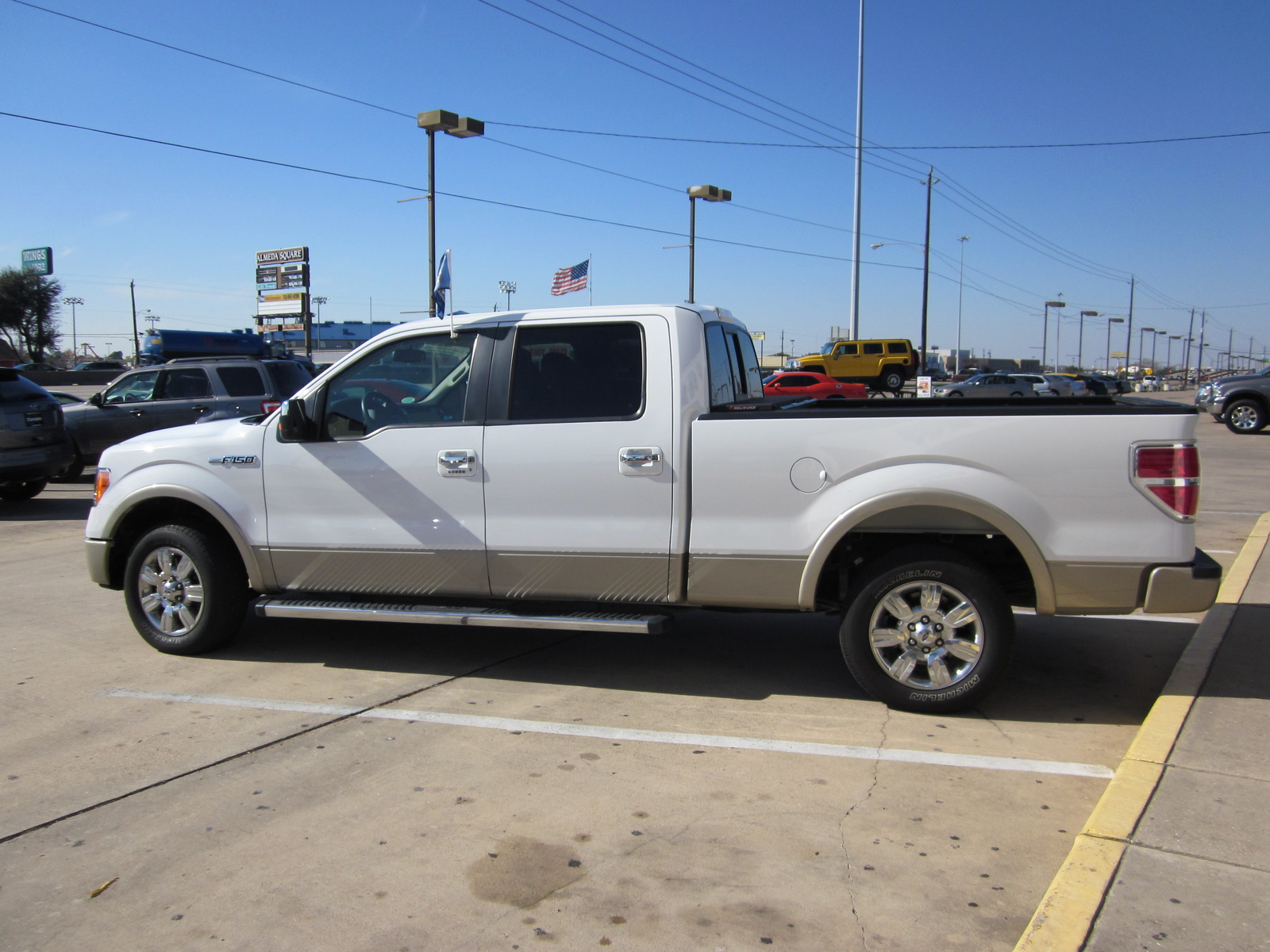 Ford F 150 Lariat SuperCrew picture 9 reviews news