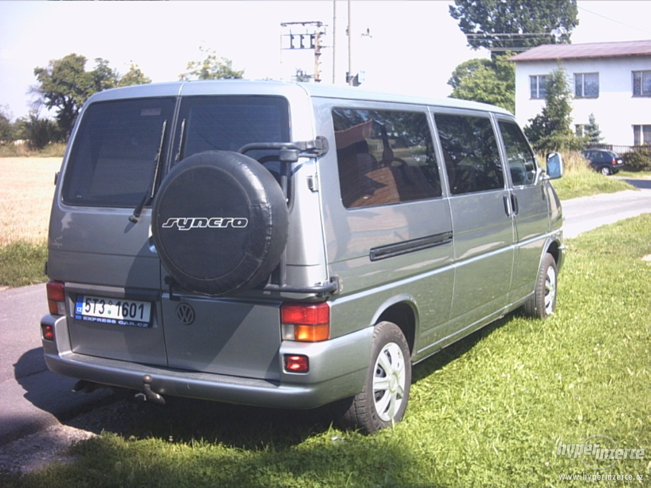 Volkswagen Caravelle 2.5 syncro фото 3