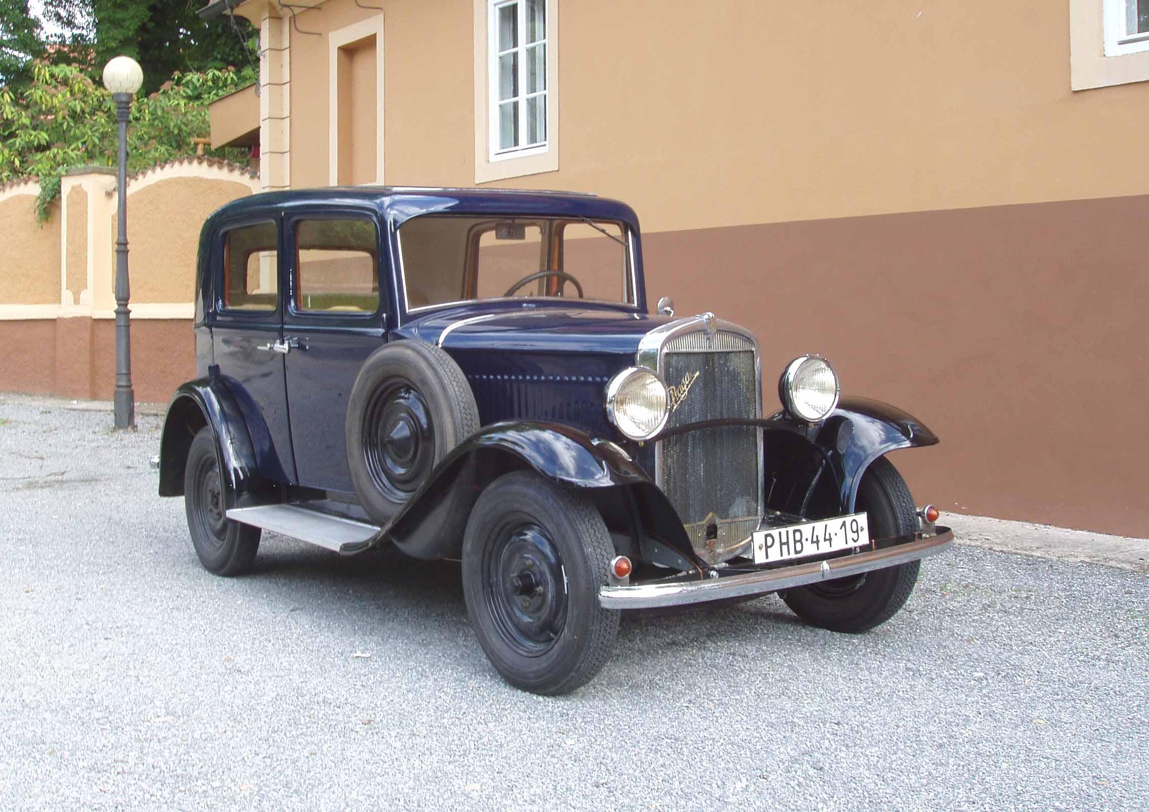 Praga Piccolo Picture 11 Reviews News Specs Buy Car