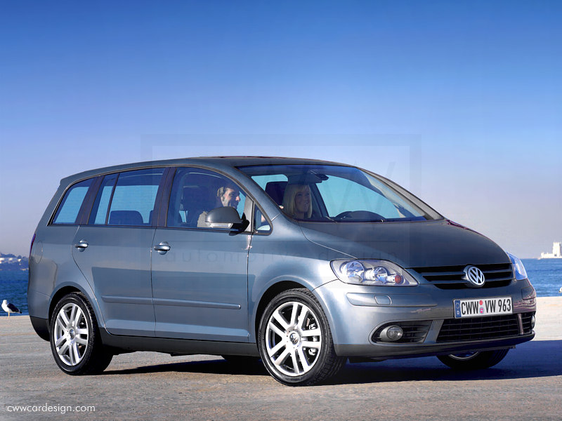 volkswagen golf plus picture 11 reviews news specs buy car. Black Bedroom Furniture Sets. Home Design Ideas