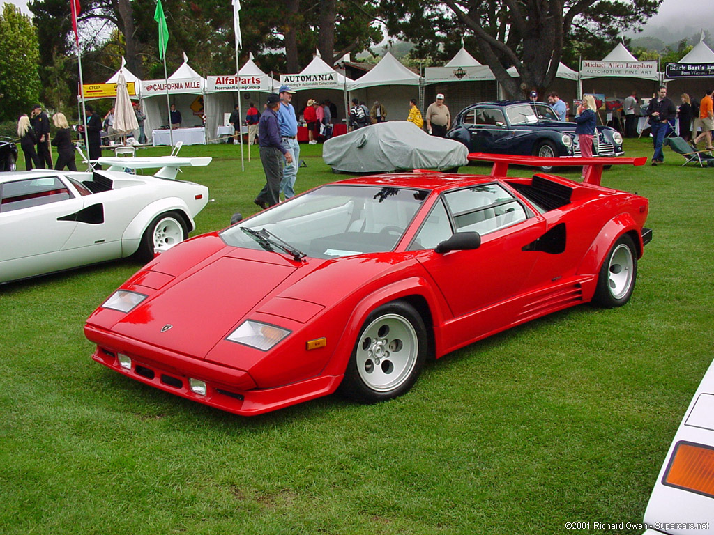 Lamborghini Countach Lp5000s Picture 2 Reviews News