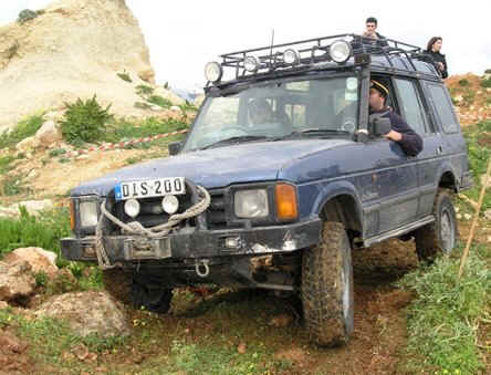 land rover discovery 4x4 picture 10 reviews news specs buy car. Black Bedroom Furniture Sets. Home Design Ideas