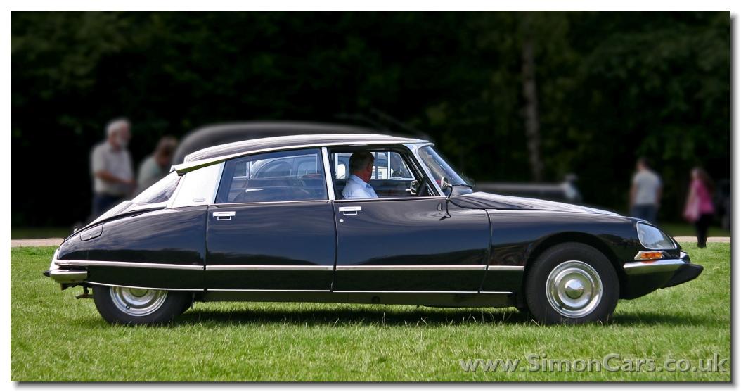 citroen ds 23 pallas picture 12 reviews news specs buy car. Black Bedroom Furniture Sets. Home Design Ideas