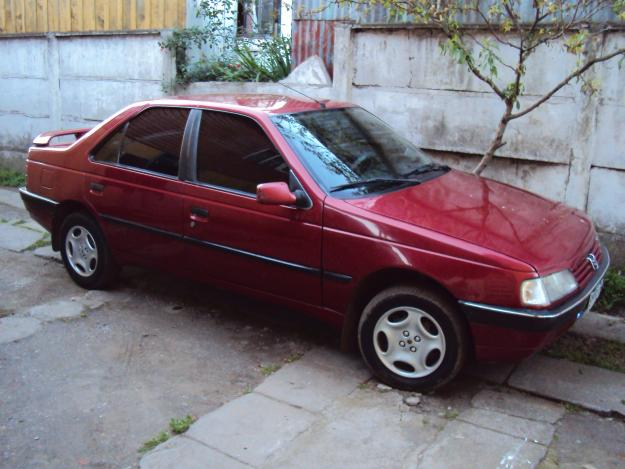 Peugeot 405 Style