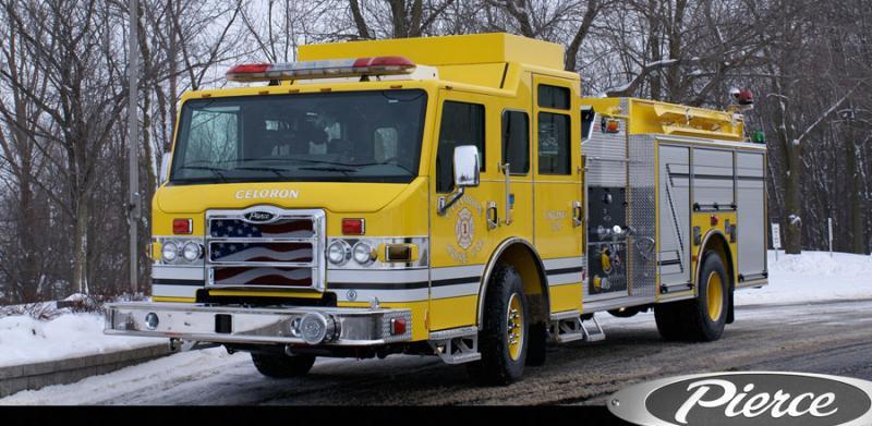 Pierce Fire truck:picture # 15 , reviews, news, specs, buy car