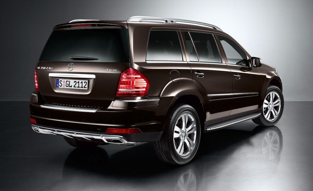 Mercedes benz gl350 photos reviews news specs buy car for Mercedes benz gl reviews