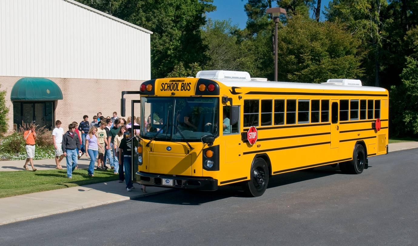 Blue Bird Bus:picture # 7 , reviews, news, specs, buy car