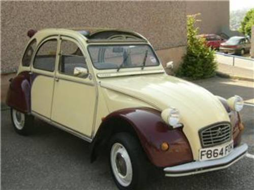citroen 2cv dolly specifications