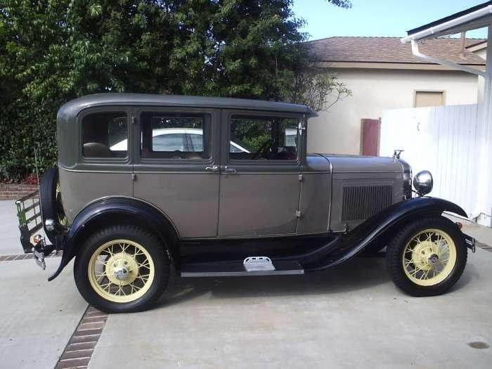 1931 ford model a autos weblog. Black Bedroom Furniture Sets. Home Design Ideas