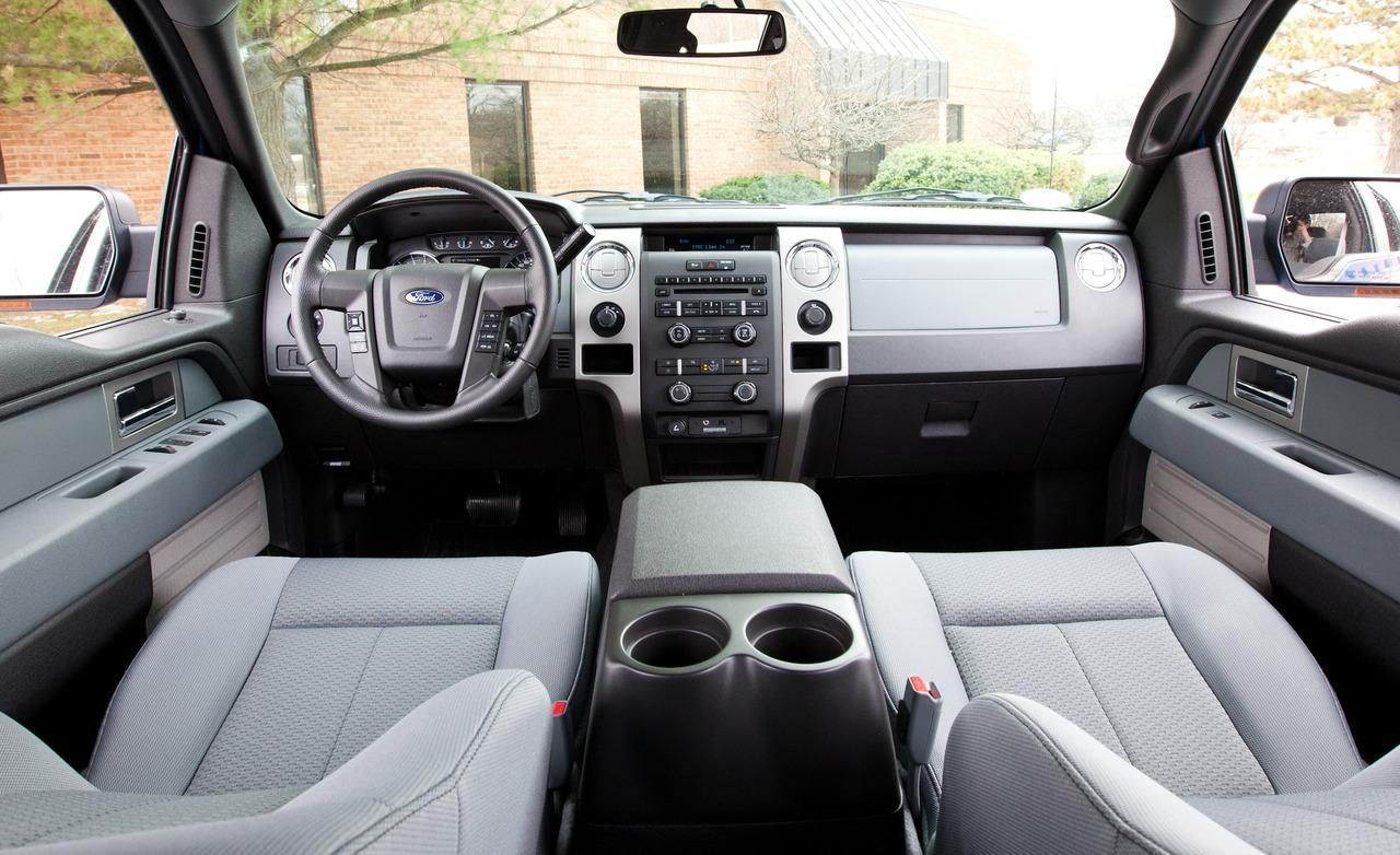 Ford F 150 Xlt Supercrew 4x4picture 7 Reviews News
