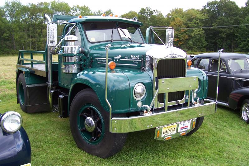Mack B61 Picture 12 Reviews News Specs Buy Car