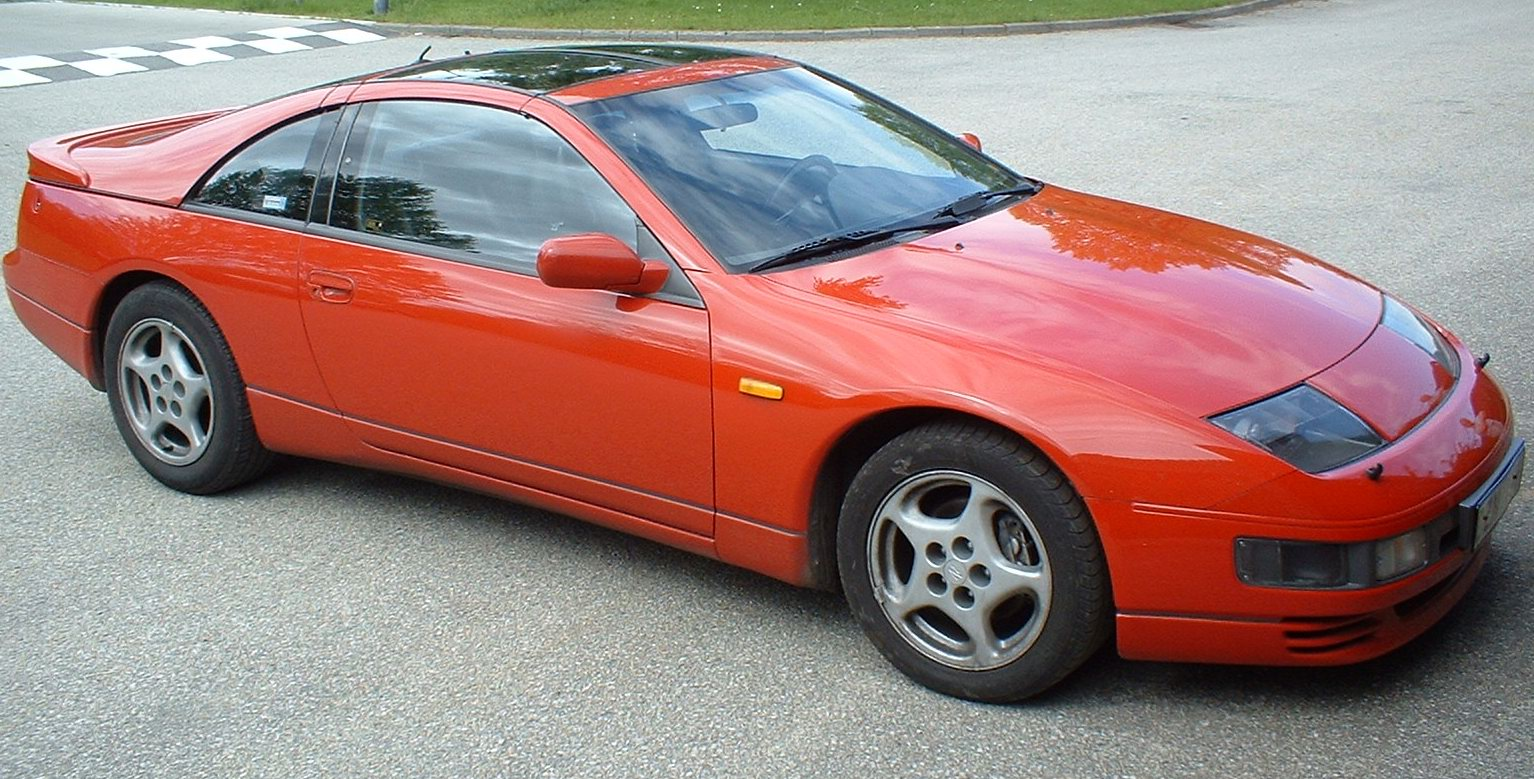 nissan 300zx twin turbo picture 1 reviews news specs buy car. Black Bedroom Furniture Sets. Home Design Ideas