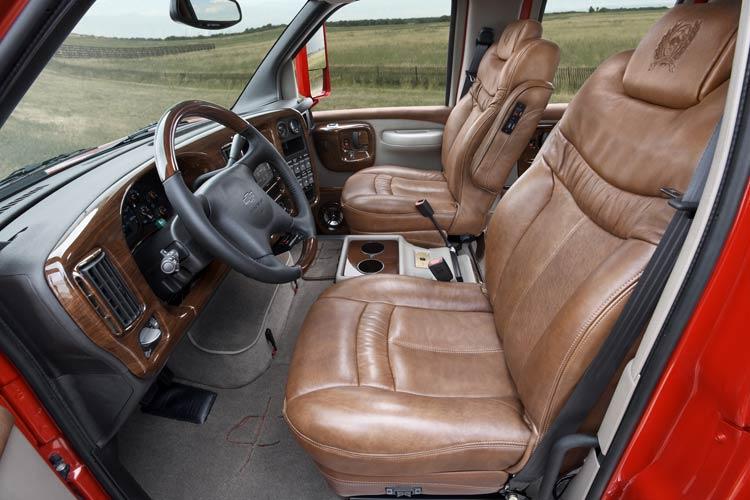 Chevrolet Kodiak Picture 9 Reviews News Specs Buy Car