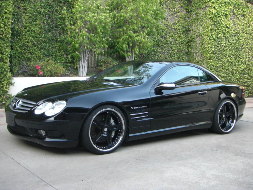 mercedes benz sl 55 amg picture 11 reviews news