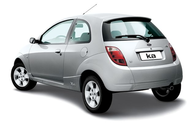 Ford Ka Image Picture 6 Reviews News Specs Buy Car