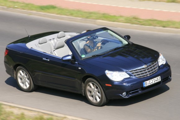 chrysler cabrio picture 14 reviews news specs buy car. Black Bedroom Furniture Sets. Home Design Ideas