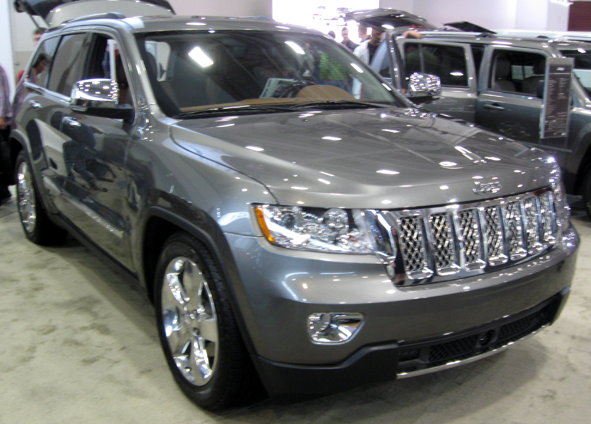 jeep grand cherokee overland picture 12 reviews news specs buy car. Black Bedroom Furniture Sets. Home Design Ideas