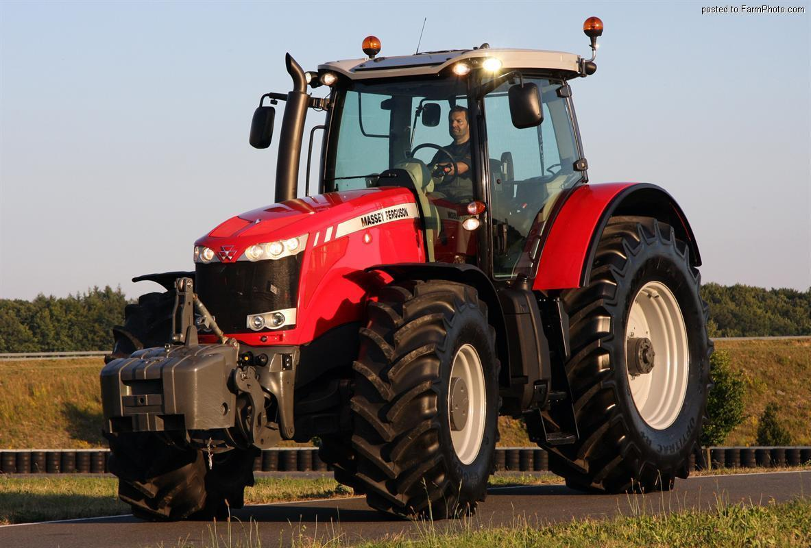 Massey Ferguson 8690 Picture 12 Reviews News Specs