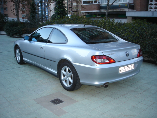 peugeot 406 coupe v6 picture 9 reviews news specs buy car. Black Bedroom Furniture Sets. Home Design Ideas