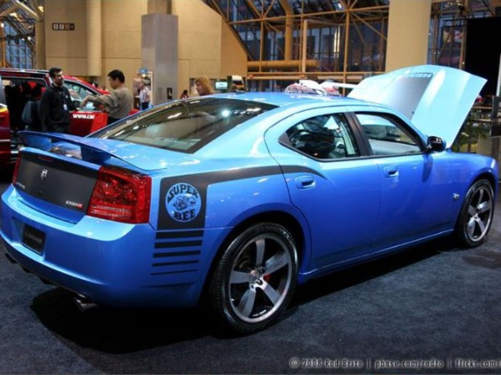 Dodge Charger Srt8 Super Bee Picture 15 Reviews News Specs