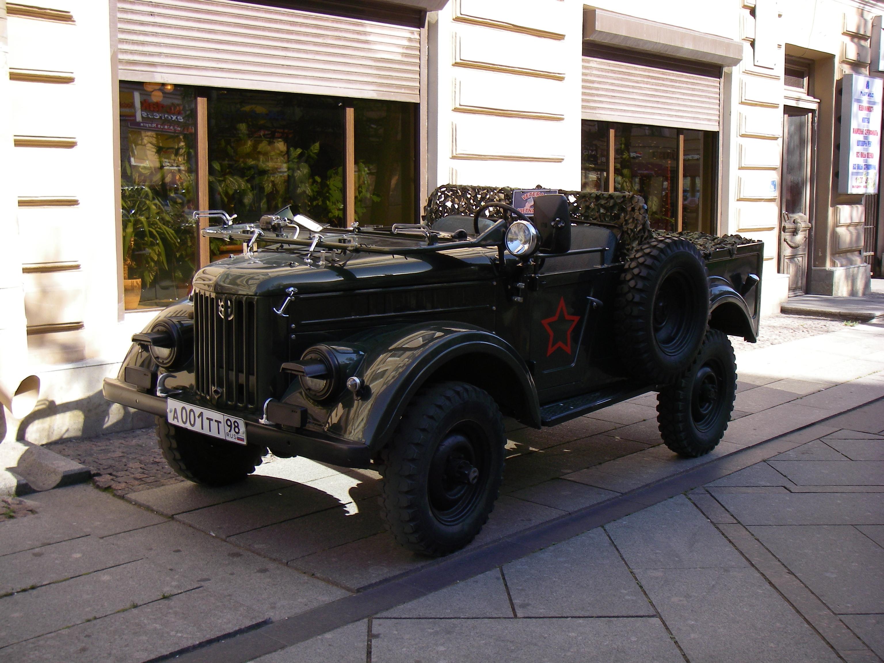 Car Repair And Maintenance >> GAZ 69:picture # 6 , reviews, news, specs, buy car