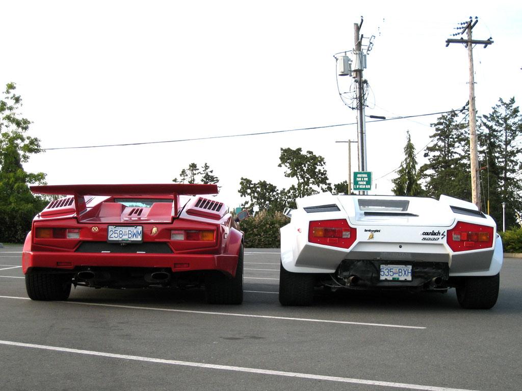 Lamborghini Countach Replica Picture 10 Reviews News