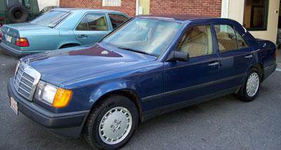 Mercedes benz 260e picture 9 reviews news specs buy car for 1989 mercedes benz 260e