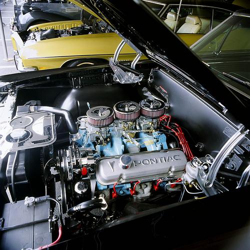 Pontiac GTO Tripowerpicture 11 Reviews News Specs