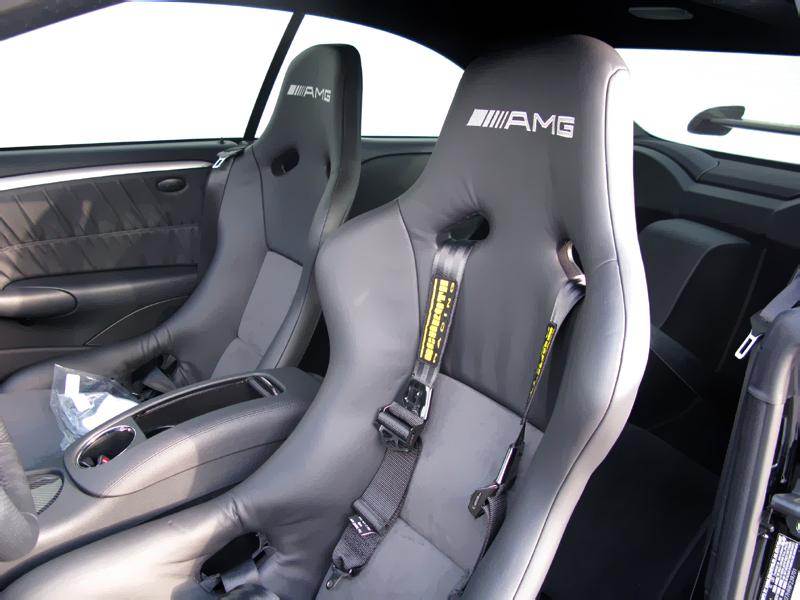 Mercedes Benz Clk 63 Amg Black Seriespicture 10 Reviews