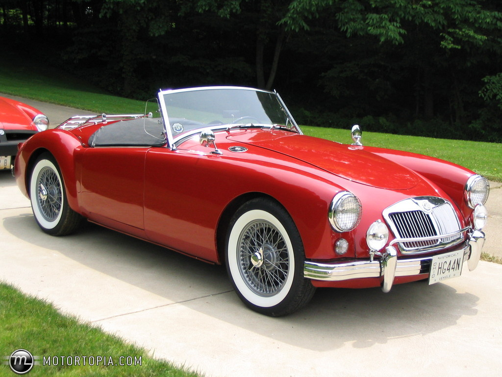 Mg Mga Roadster Picture 6 Reviews News Specs Buy Car