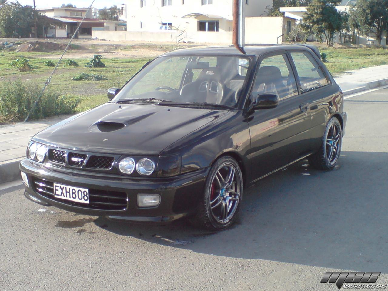 toyota starlet gt turbo photos reviews news specs buy car. Black Bedroom Furniture Sets. Home Design Ideas
