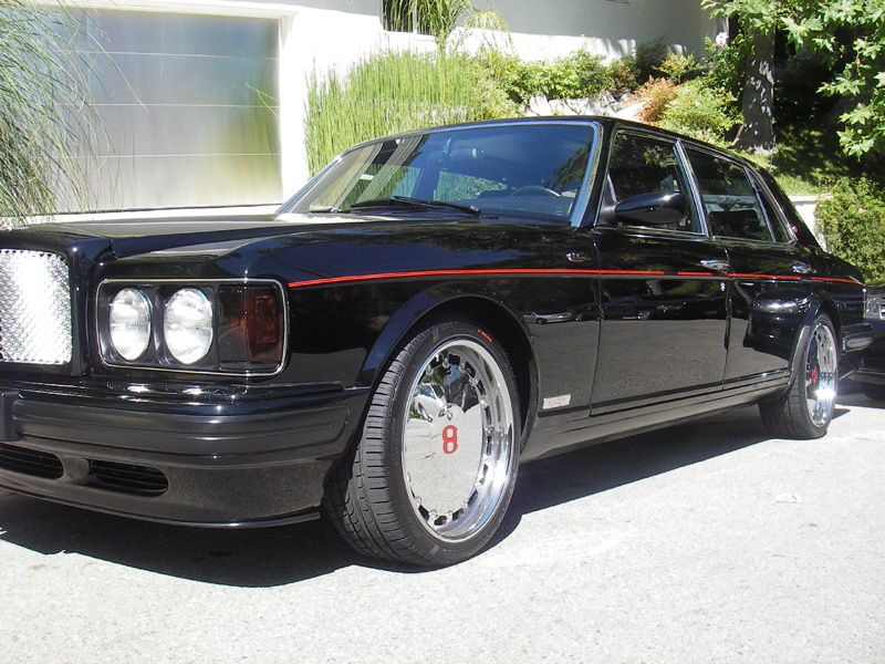 Bentley turbo r specs