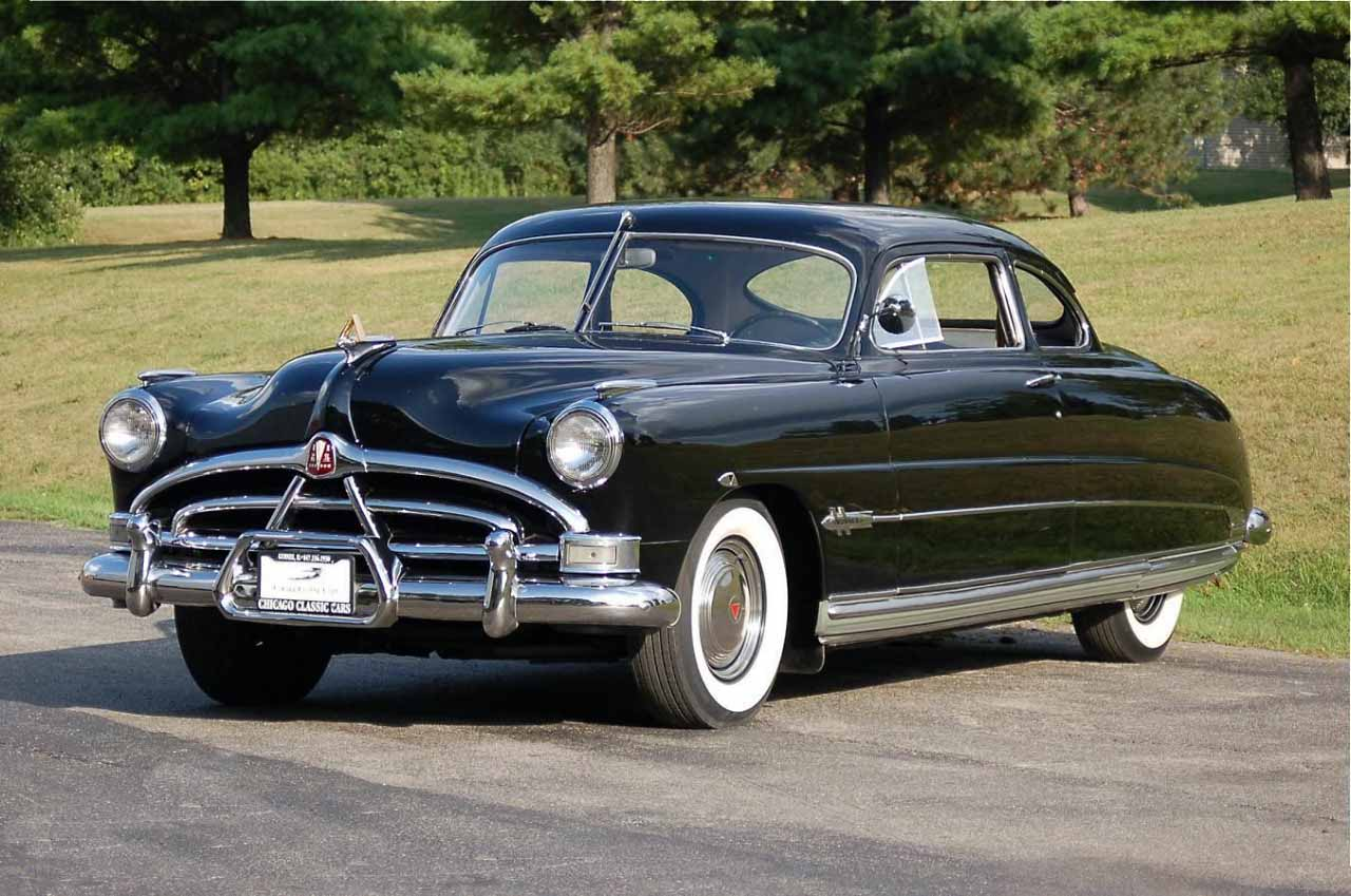 Hudson hornet coupe photos reviews news specs buy car for American and classic cars